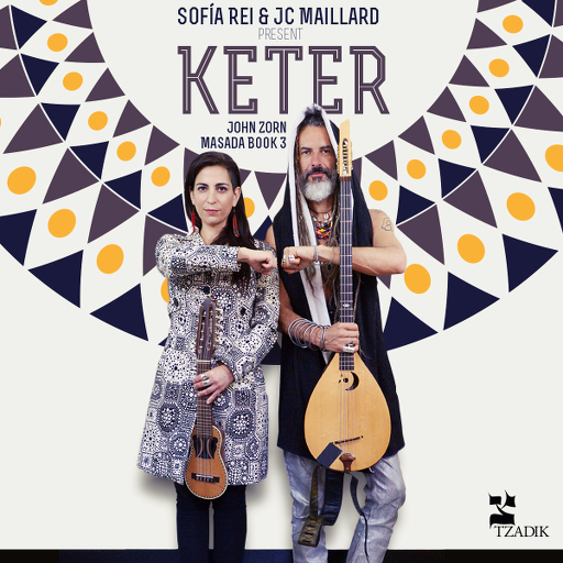 get one of the last dates for SOFIA REI/KETER in Fall 2018, playing the music of John Zorn/MASADA book 3!!